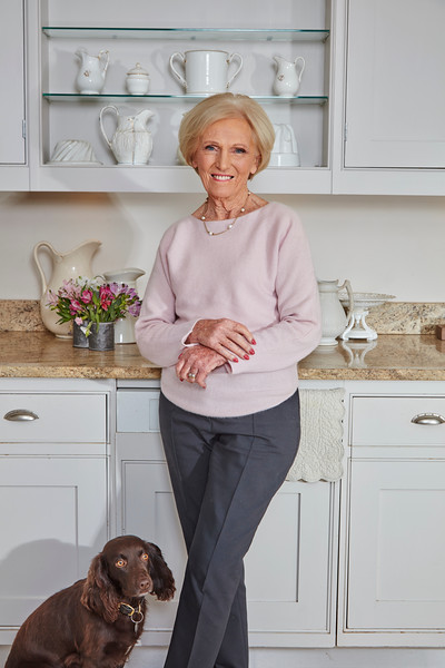 Mary Berry, NGS President