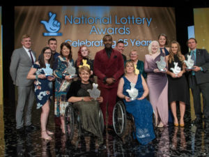 National Lottery Awards are looking for lockdown legends