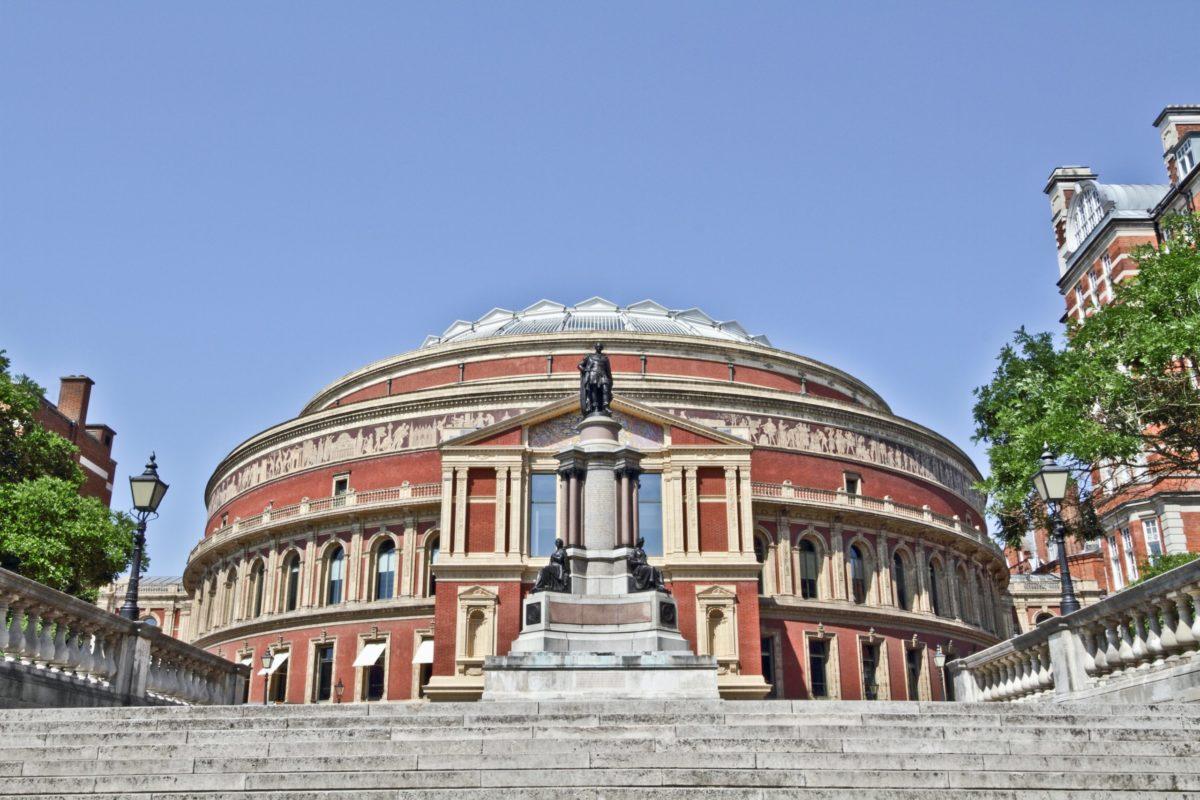 Royal Albert Hall - photo: Unsplash