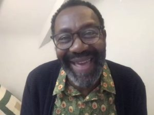 Sir Lenny Henry wins Special Recognition in Fundraising Award