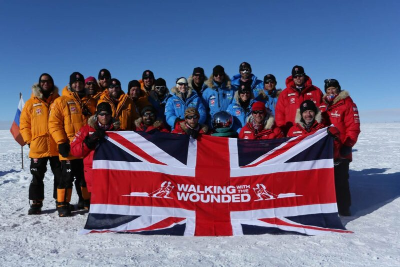WWTW Team at South Pole (1)