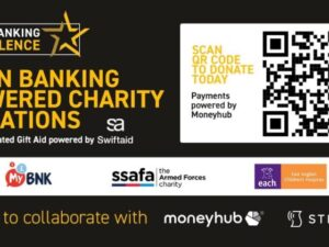 Fintech firms launch open banking powered charity donations