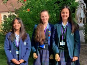Team wins BT Young Pioneer Award with app for dyslexia