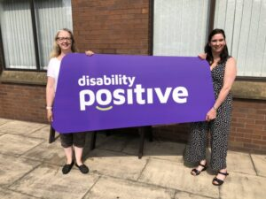 Rebrand for Cheshire-based disability charity