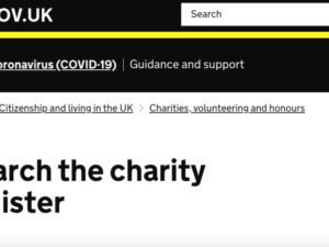 Charity Commission unveils new version of online charity register