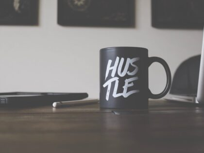 Fundraisers and their side hustles