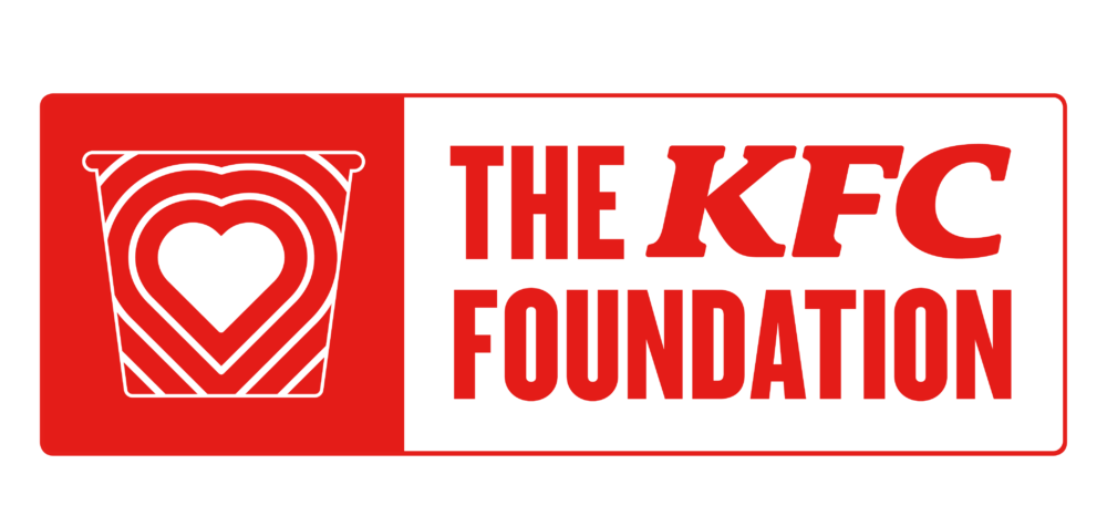 The KFC Foundation logo