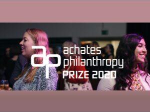 Achates Philanthropy Prize announces its 2020 Regional Showcase