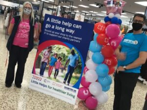 Tesco campaign raises £3m for charities in 13 days