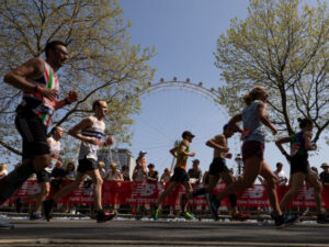 Macmillan named as 2021 Virgin Money London Marathon Charity of the Year