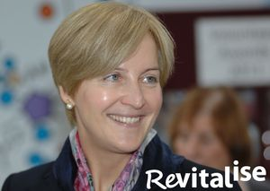 Jan tregelles Revitalise CEO