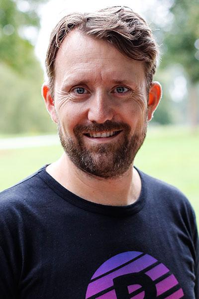 Marco Zaugg, CEO of RaiseNow