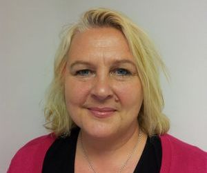 Sarah Gray, Tackle's National Support and Development Manager