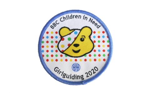Pudsey badge