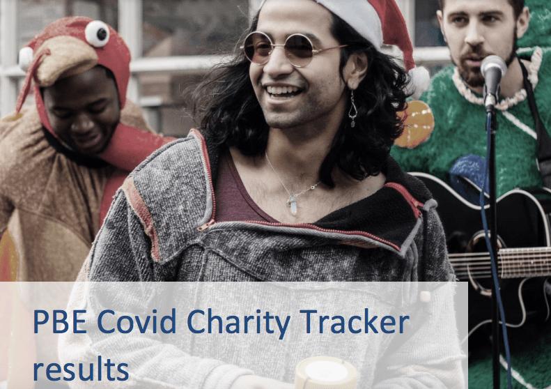 Covid Charity Tracker