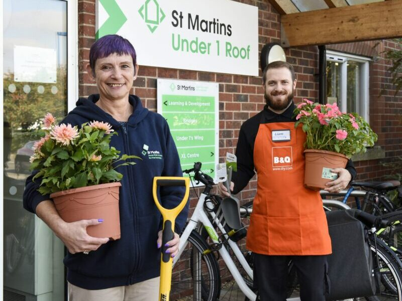 St Martins Housing Trust Norwich