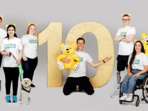Matt Baker takes up BBC Children in Need Rickshaw Challenge  – & more celeb charity news