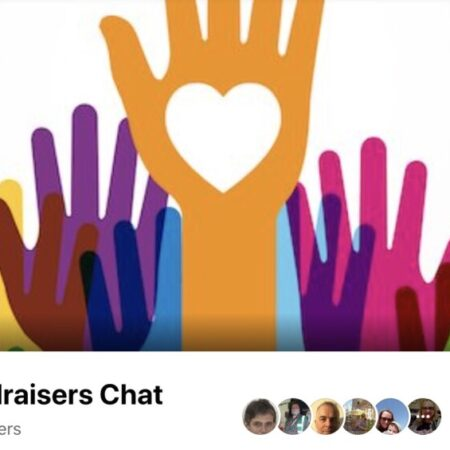 Furloughed Fundraisers Chat