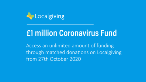 One million pound coronavirus fund details