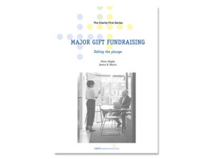 New edition of Major Gift Fundraising from SPMfundessentials