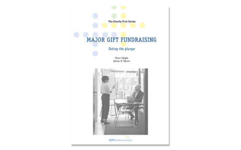 Major Gift Fundraising - book cover