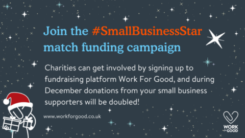 The Small Business Star match funding campaign