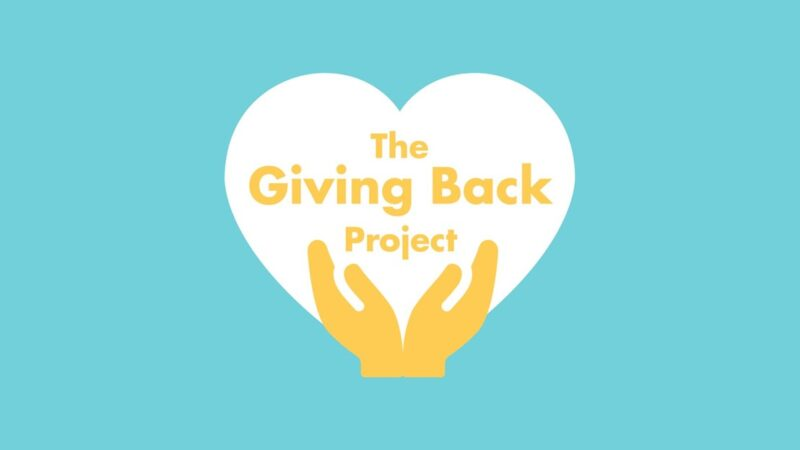 Giving Back Project logo