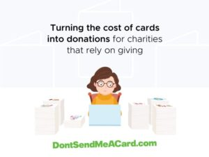 Five tips for a successful Christmas e-card campaign on DontSendMeACard