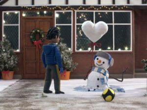 John Lewis & Waitrose Christmas ad asks people to Give a Little Love