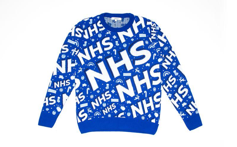 NHS jumper