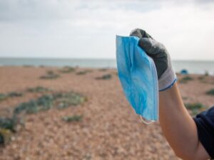 Great British Beach Clean finds PPE on almost 30% of UK beaches