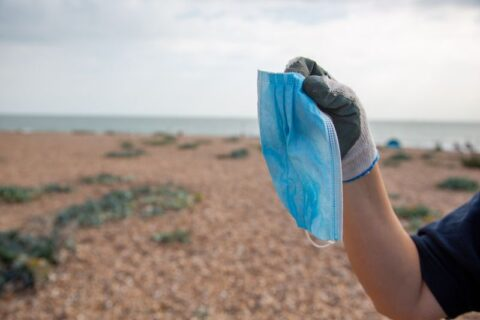 Beach clean Image credit: Marine Conservation Society