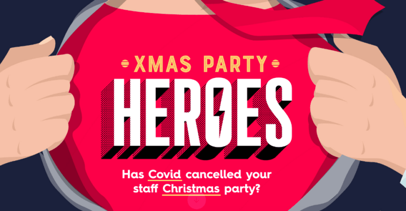 Campaign Urges Businesses To Be Xmaspartyheroes Donate Unused Budget To Charity Uk Fundraising