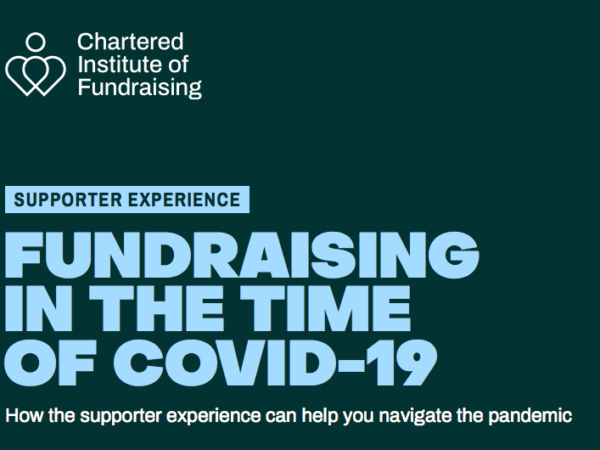 Working differently: the state of the charity sector at the end of 2020
