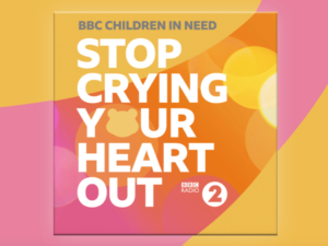 Stars unite in official charity single for BBC Children in Need