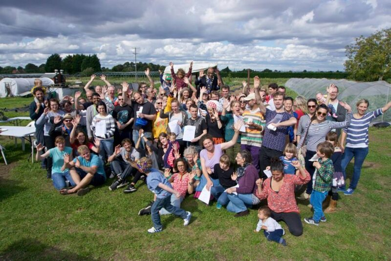 Power to Change Sutton Community Farm