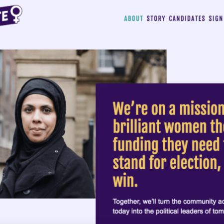 Activate political fund for women's representatives