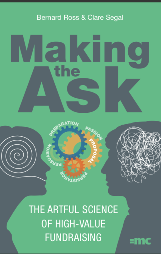 Making the Ask - front cover