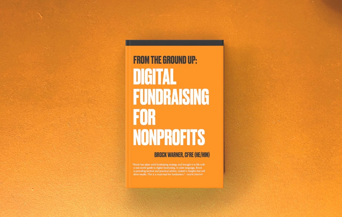 Cover of Digital Fundraising