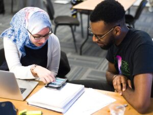 Student initiative offers Southwark charities & community groups free digital support