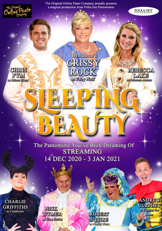 The Sleeping Beauty - poster