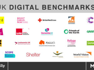 2021 UK Digital Benchmarks Study: first charities announced