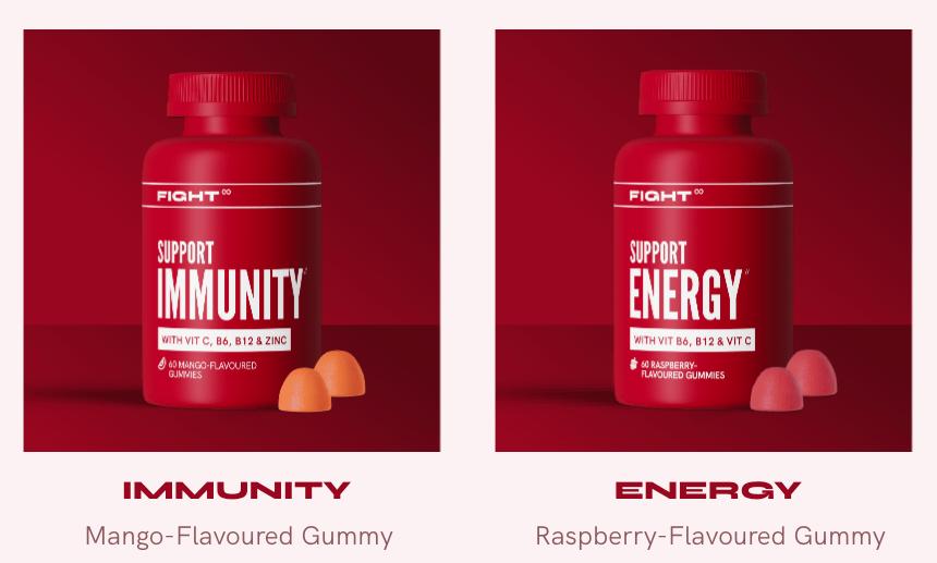 Fight vitamins