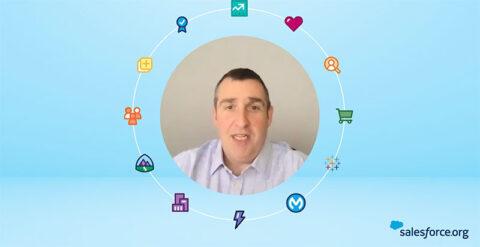 John Slater of Concern Mental Health on Salesforce.org