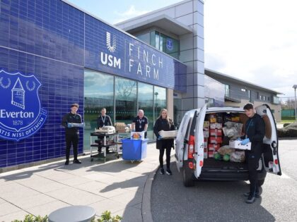 Record year sees Everton in the Community support more than 45,000 people