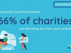 Charities turn to Charity Digital Code of Practice for support during pandemic