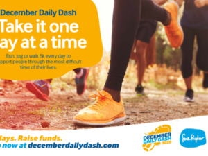 Sue Ryder December Daily Dash goes virtual & sees income grow 512%