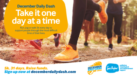 December Daily Dash