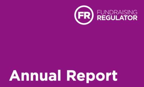 Fundraising Regulator annual report