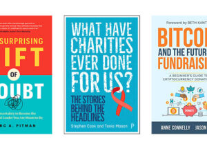 New books for fundraisers for 2021